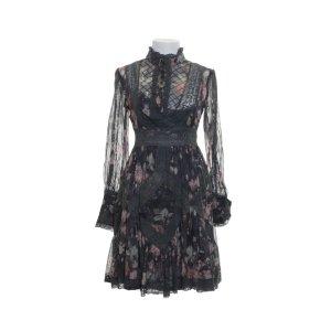 Original 1000€ Zimmermann Seidenkleid langarm romantisch elegant floral print