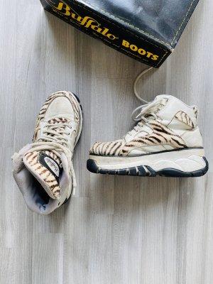 ORIGINAL ++ 90er Buffalo London ++ only Boots Sneaker Plateau ++ Limited
