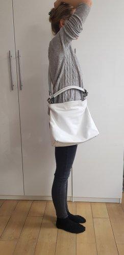 abro Pouch Bag white