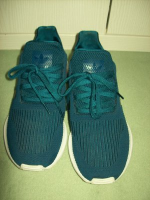Adidas Originals Instapsneakers petrol Gemengd weefsel