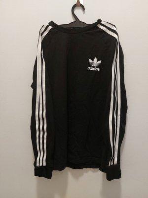 Adidas Crewneck Sweater white-black