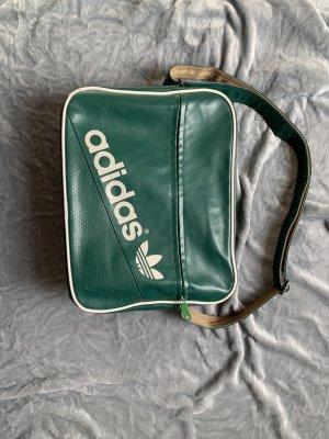 Adidas Originals Borsa a tracolla verde bosco