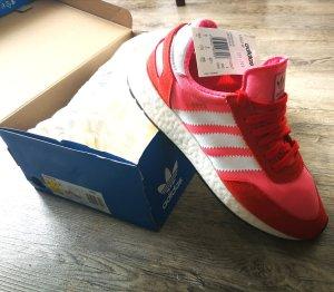 Original Adidas Sneaker Turnschuhe Sport Freizeit Schuhe Outdoor Fitness Damen Gr. 43 13 Pink