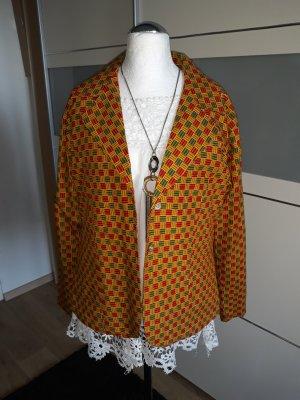 Original African Material Blazer