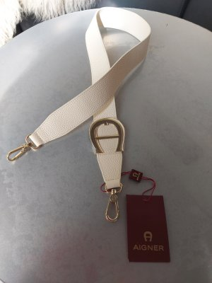 Aigner Crossbody bag gold-colored-natural white
