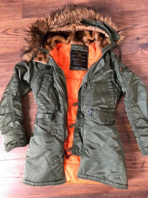 Alpha Industries Parka caqui