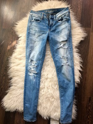 American Eagle Outfitters Stretch Jeans multicolored