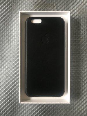 Original Apple Case iPhone6 S, Leder schwarz