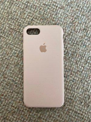 Apple Hoesje voor mobiele telefoons lichtroze-rosé
