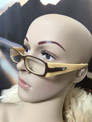 Armani Glasses multicolored