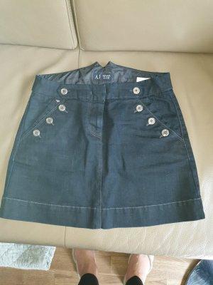 Armani Jeans Mini rok blauw-donkerblauw
