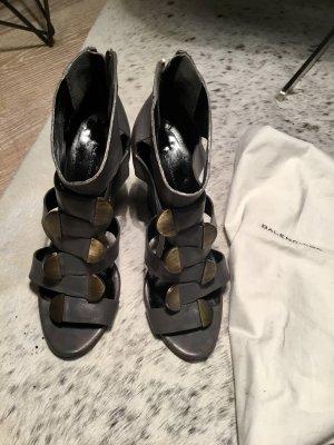 Balenciaga Roman Sandals taupe-bronze-colored