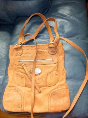 Original BALLY Handtasche Shopper Crossbody
