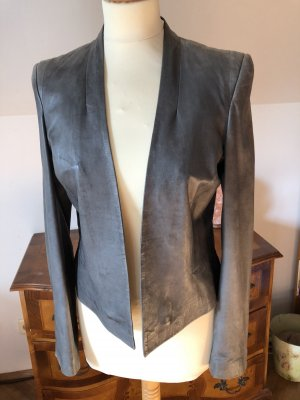 Barbara Schwarzer Leather Jacket multicolored leather