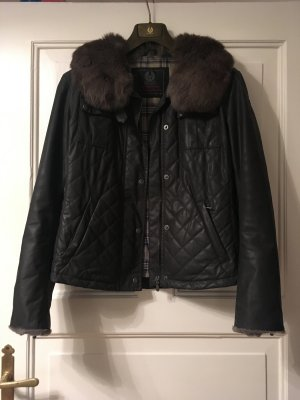 Bellstaff Biker Jacket anthracite-black