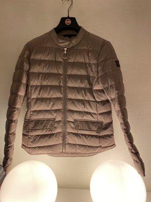 Belstaff Between-Seasons Jacket dusky pink-silver-colored