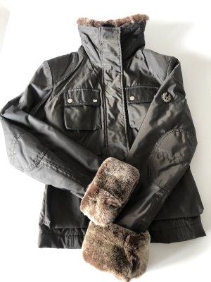 Belstaff Between-Seasons Jacket bronze-colored-dark brown
