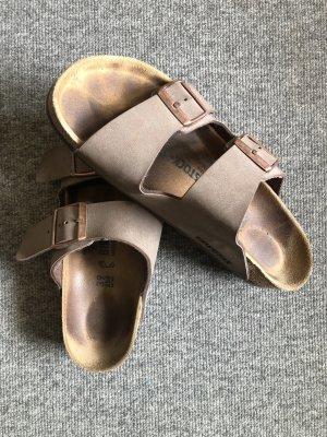 Birkenstock Sandalo comodo bronzo