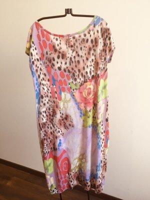 Blugirl Blumarine Robe mi-longue multicolore