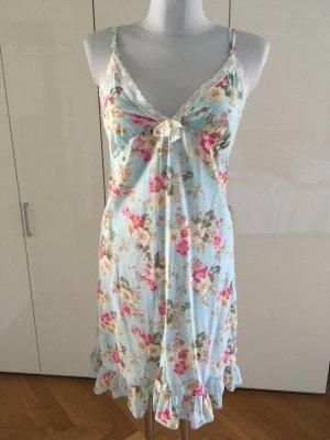 Blumarine Pinafore dress multicolored cotton