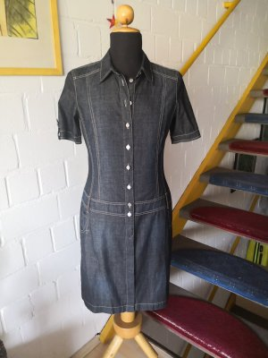 Original Bogner Jeans Kleid Denim