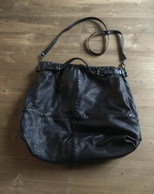 Original Bottega Veneta Tasche schwarz