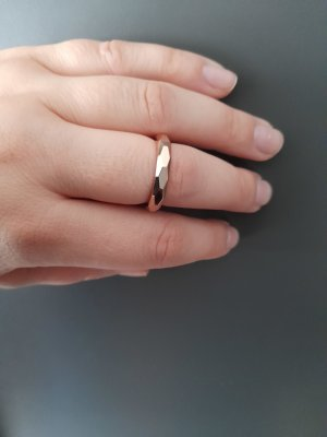 Partner Ring rose-gold-coloured