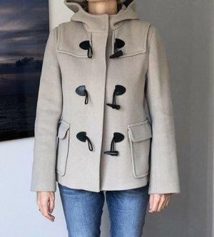Burberry Duffle-coat beige clair-crème