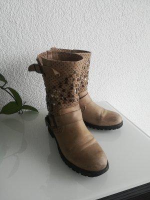 Buffalo London Low boot beige
