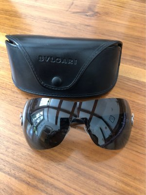 Bulgari Retro Glasses black-anthracite
