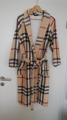 Burberry Wool Coat multicolored