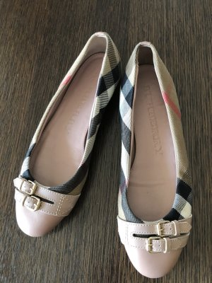 Burberry Ballerinas multicolored
