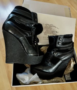 Burberry Snow Boots black