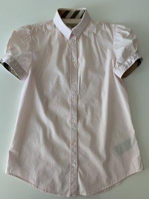 Burberry Brit Camicetta a maniche corte rosa antico-rosa pallido