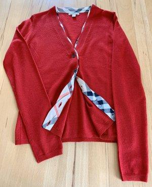 Burberry Brit Giacca in maglia multicolore Lana (Lana merino)