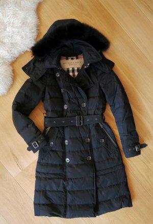 Burberry Brit Manteau en duvet noir