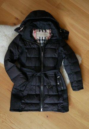 Burberry Manteau en duvet noir