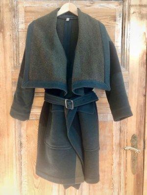 Burberry Brit Wool Coat multicolored