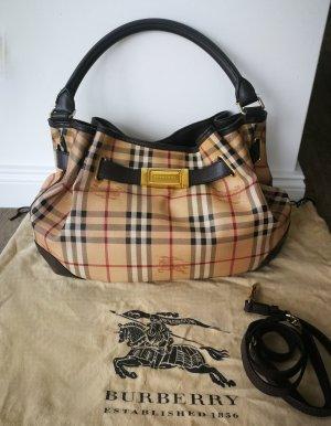 Original Burberry Damen Tasche Schultasche Handtasche mit Schultergurt