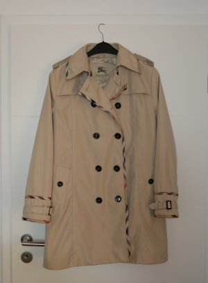 Burberry Trench Coat multicolored polyester