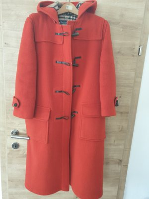 Burberry Prorsum Duffle-coat rouge clair