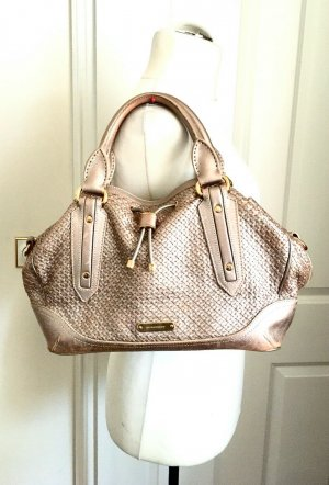 Burberry Shopper veelkleurig Leer