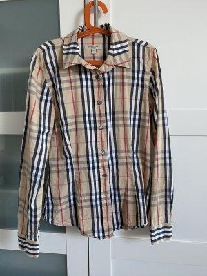 Burberry Camicia a maniche lunghe multicolore Cotone