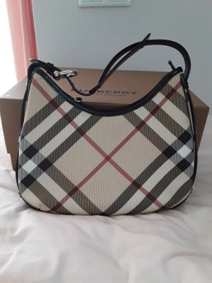 Original Burberry Hobo im Vintage cheque Muster
