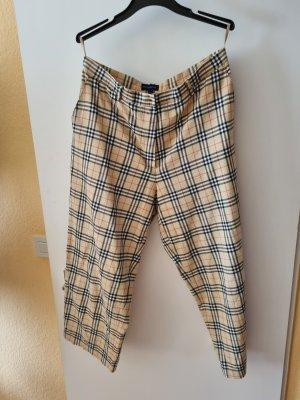 Burberry Pantalon 3/4 brun sable