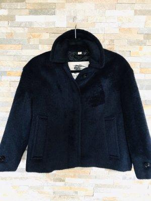 Burberry Wool Jacket blue-dark blue