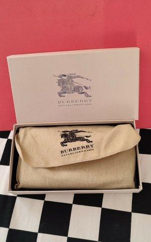 Burberry Cartera burdeos-rojo amarronado Cuero