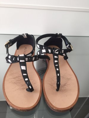 Burberry Dianette Sandals multicolored