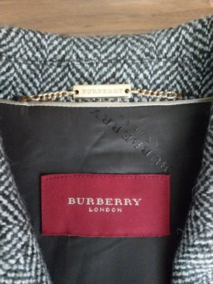Burberry Short Coat brown
