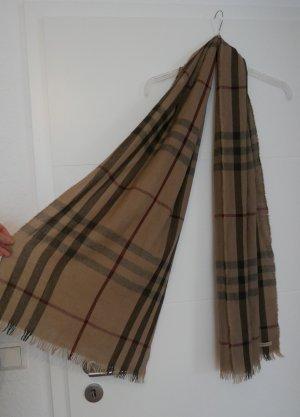 Burberry Écharpe en laine multicolore laine